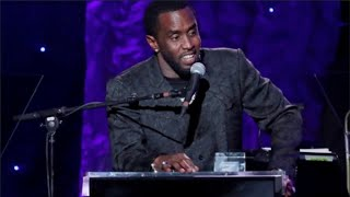 DIDDY DISRESPECTS THE GRAMMYS