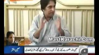 Real Face Of Moin Akhtar | A True Legend | MastKarachi.Com