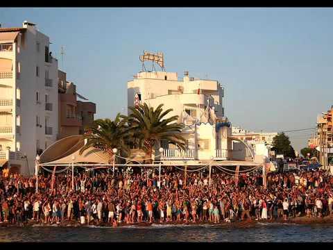 Paul Van Dyk & Pete Tong Live @ Cafe Mambo Ibiza