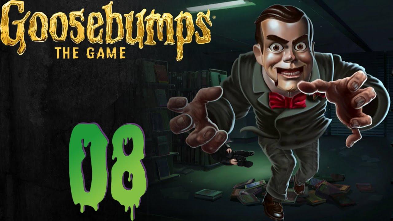 Goosebumps: The Game - ENDING: Not the Living Dummy's ...