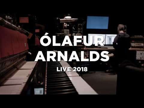 Ólafur Arnalds Live 2018