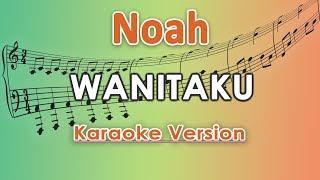 Noah - Wanitaku (Karaoke Lirik Tanpa Vokal) by regis