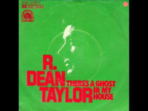 There Is A Ghost In My House - R. Dean Taylor (Vinyl)