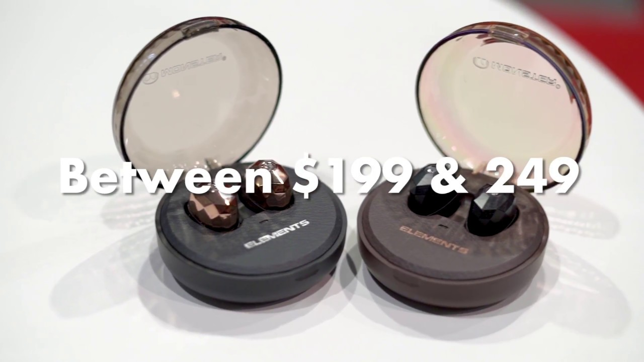 2e78ee56421 Monster Airlinks Elements are wireless earbuds designed to look just like  jewelry.