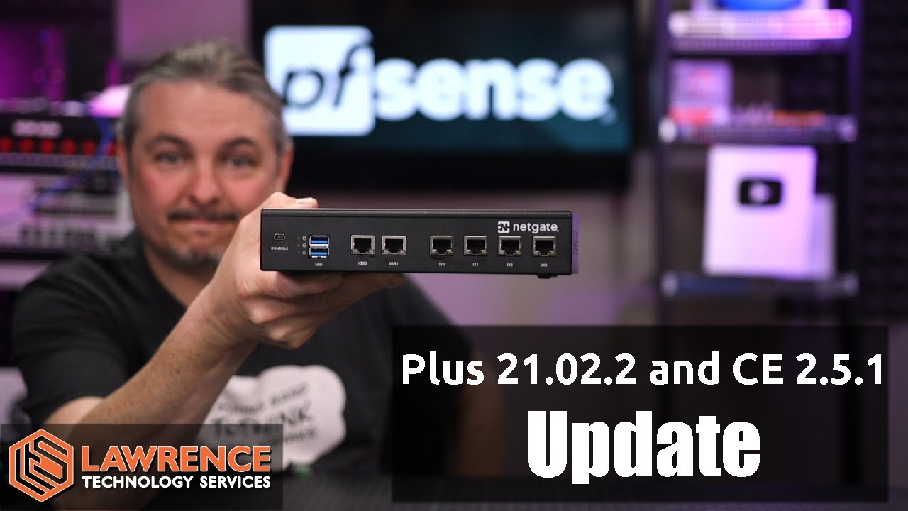 pfSense Plus 21.02.2 and CE 2.5.1 April 2021 Update