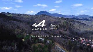 la route des volcans 🌋 | Alpine A110S | color edition 2020