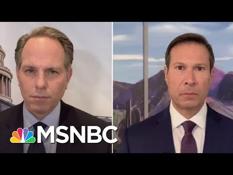 Bash And Figliuzzi On Iran & Russia Seeking To Influence 2020 Election | Andrea Mitchell | MSNBC