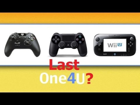Eighth VideoGame Generation Predictions - Is This the Last Gen? - Adam Koralik