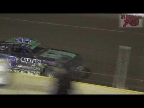 Salina Speedway - 9-28-18 - Mid America Clash 6 - Stock Car Heats