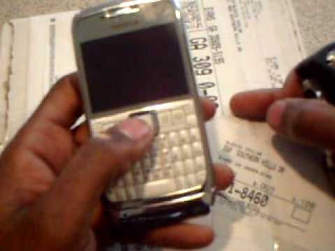 Unboxing Blackberry Bold 9000