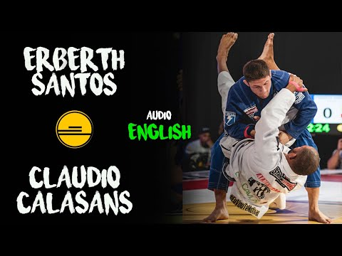 ERBERTH SANTOS VS CLÁUDIO CALASANS - SEASON 4 - MIDDLEWEIGHT GRAND PRIX - BUENOS AIRES - ARGENTINA