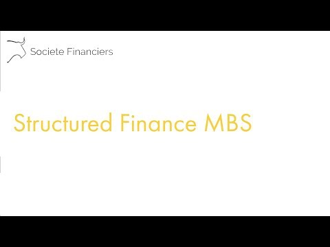 Structured Finance MBS