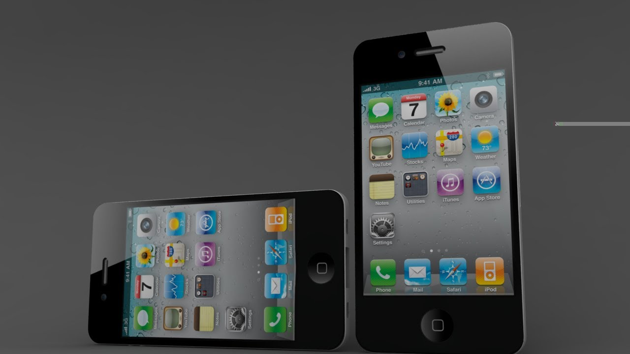 3ds max tutorial model an iphone 44s5 in under 7 minutes 3ds max tutorial model an iphone 44s5 in under 7 minutes youtube baditri Choice Image