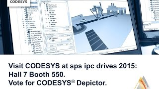 CODESYS Depictor: The concept view