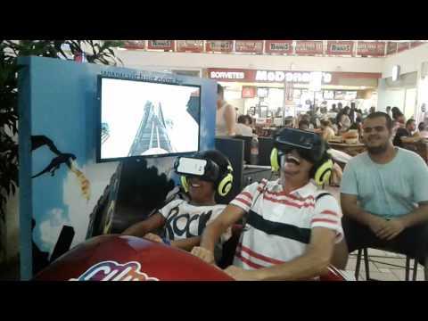 Realidade Virtual Guga e Juba #JDG