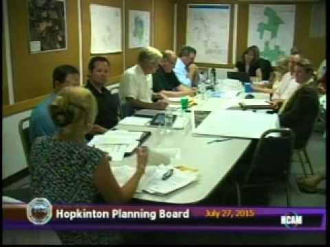 Planning Board 07/27/2015