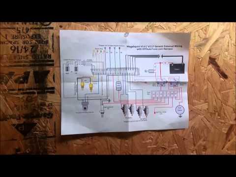 basic wiring of megasquirt youtube