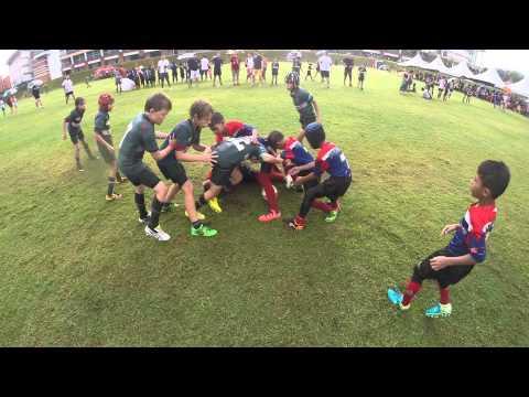 KL Tigers Rugby  Tens - Under 10s  KL Tigers v Stingrays