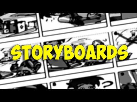 Storyboards Can Save A Filmmaker's Life