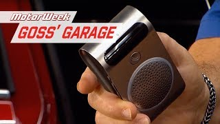 Goss' Garage: Car Connectivity with Hum by Verizon