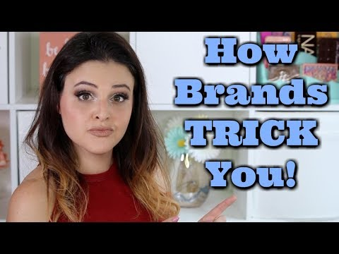 The TRUTH About How Beauty Brands TRICK You Into Buying S**t You DON'T NEED! | Jen Luvs Reviews