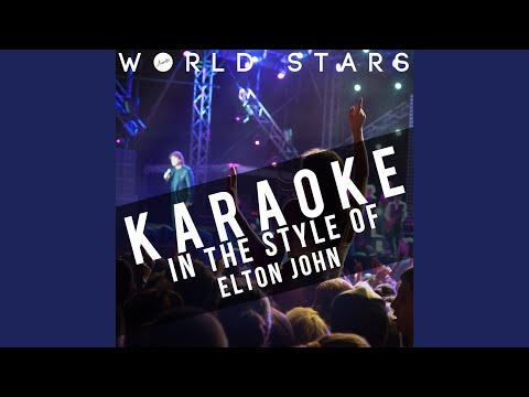 Don't Go Breaking My Heart (Karaoke Version)