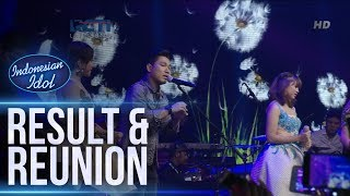 Video GHEA, JODIE ft. ARMADA - ASAL KAU BAHAGIA - RESULT & REUNION - Indonesian Idol 2018 download MP3, 3GP, MP4, WEBM, AVI, FLV Mei 2018
