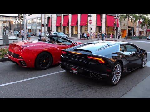 Meet The Beverly Hills Rich Kids And Their Expensive Supercars