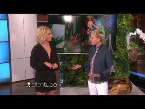 Britney Spears On Ellen Show (2015 Full Interview) HD