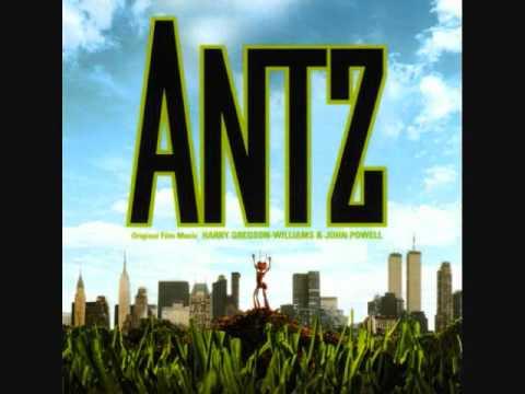 8. The Antz Go Marching to War - Antz Soundtrack