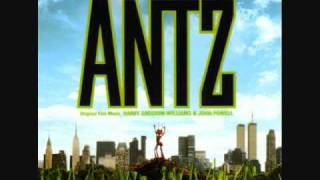 8. The Antz Go Marching to War - Antz Soundtrack