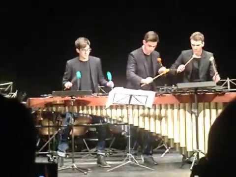 Ensemble CSMA ,Percusiones del Conservatorio Superior de Música de Aragón