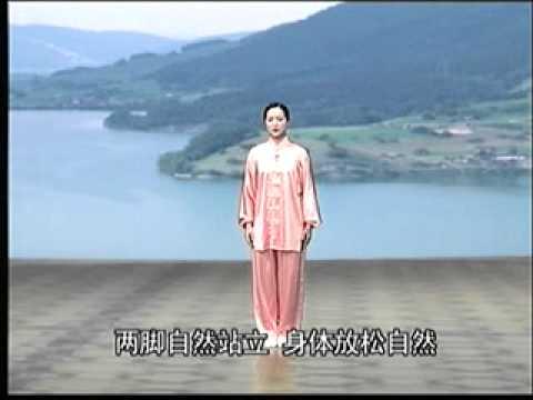 Tai Chi Yang 32 part 01