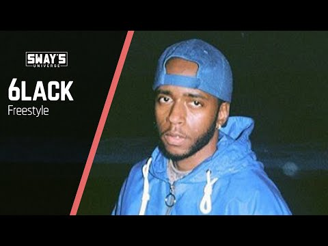 6lack Freestyles on Sway In The Morning