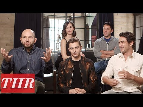 """James Franco & Alison Brie """"Making Best Worst Movie Ever Made"""" in 'The Disaster Artist' 