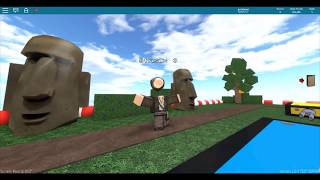 ROBLOX Indiana Jones is Dancing! Check this Out!