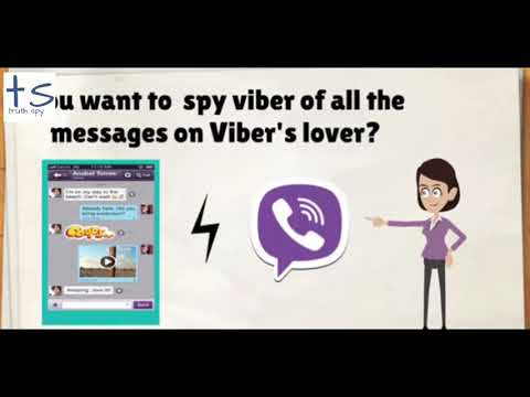 How To Spy Viber With Spy Viber App On Android And IPhone Free Now | NEW TRICK .