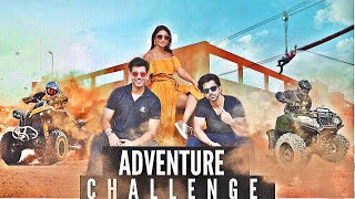Adventure Challenge | Rimorav Challenge