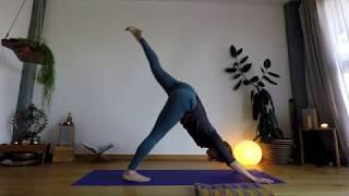 Prana Flow Yoga avec Kasey