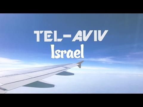 Travel vlog - Tel Aviv Israel