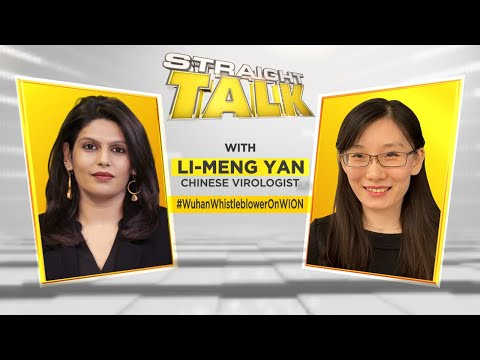 Chinese virologist Li-Meng Yan speaks to WION's Palki Sharma Upadhyay | Wuhan Whistleblower | WION