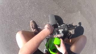 50cc pocket rocket top speed test