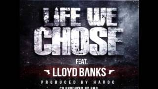 Havoc Feat Lloyd Banks   Life We Chose Instrumental) WITH HOOK (Produced by Havoc & FMG)