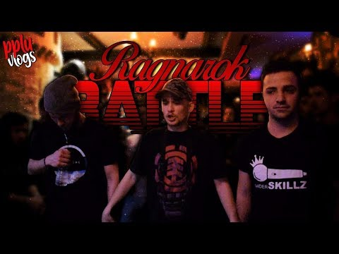 VLOG De La FINAL De La RAGNAROK BATTLE En HUELVA | PPLUVLOGS