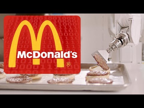 McDonalds Going Automated?  Look Out Minimum Wage Workers!