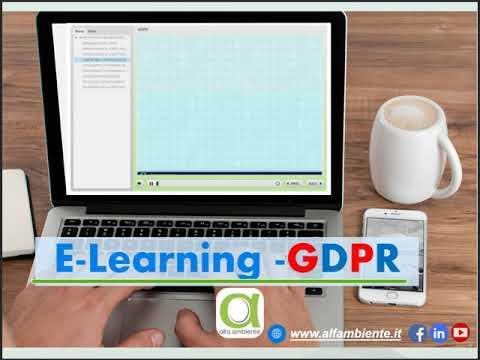E-Learning GDPR