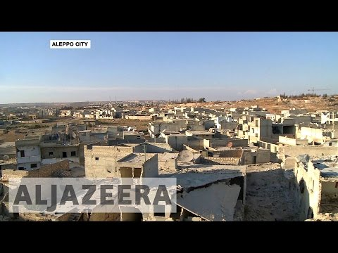 Aid to Syria's Aleppo hits political roadblock