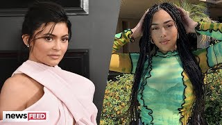 Kylie Jenner & Jordyn Woods' AWKWARD Reunion at Coachella?