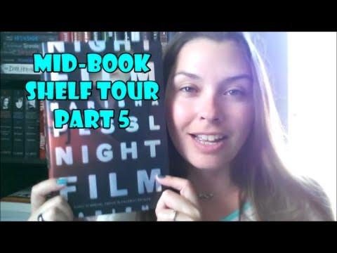 Book Shelf Tour Part 5 (Mystery-HF,Mystery-Crime,Myster-Thriller)