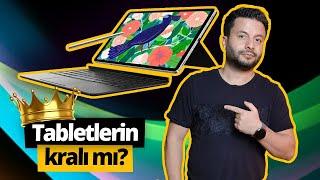 Samsung Galaxy Tab S7+ inceleme - Android Tabletlerin Kralı mı?